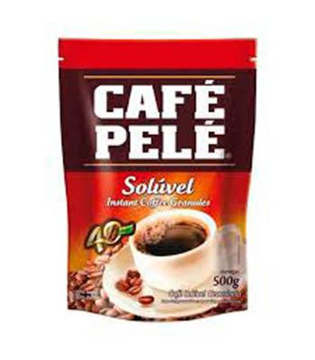 Café Soluvél 500g Café Pelé
