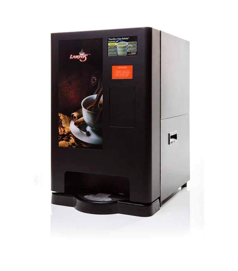 Máquina de Café Solúvel MIX V